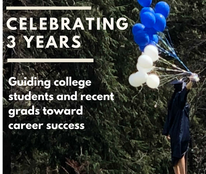 Celebrating 3 Years of Guiding Grads to Career Success